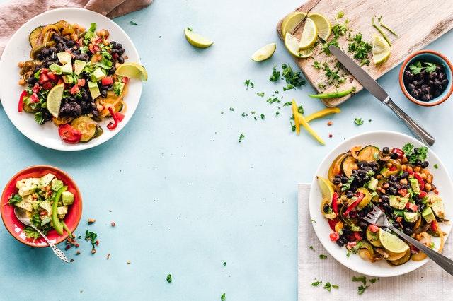 zdrava prehrana zelenjava